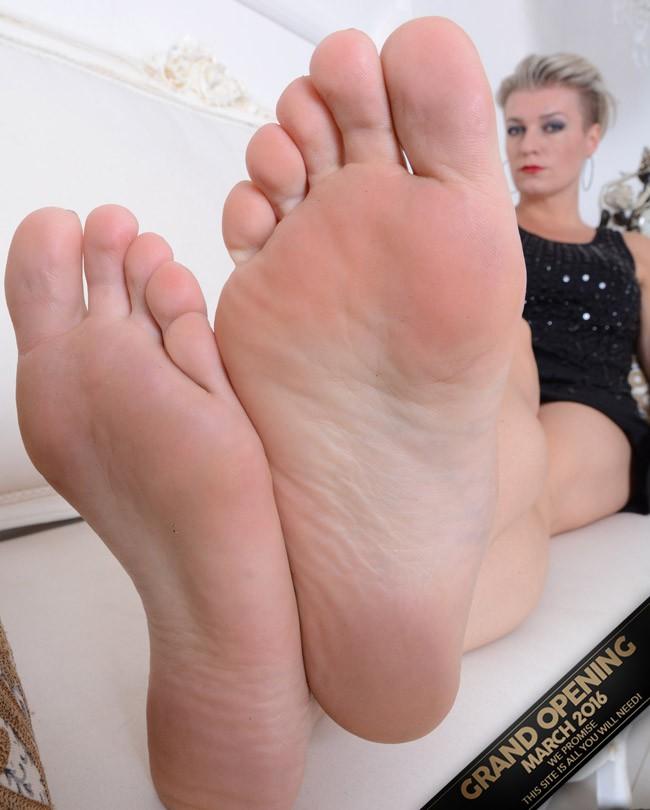 fetish Fantastic foot